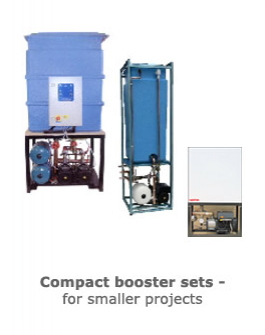 Compact Booster Sets